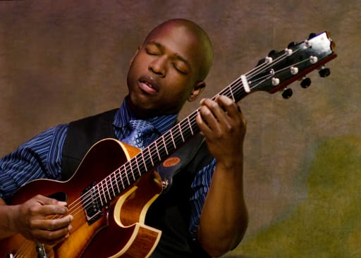 Terrence Brewer - From the Jazz Guitar Life Vault
