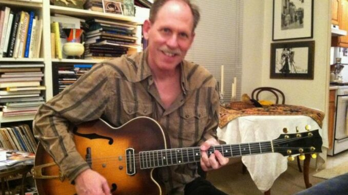 Bruce Forman - Barney Kessel's Guitar and Revisiting the Poll Winners